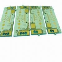 Wholesale Two-layer Double-sided FR-4 PCB with Immersion Gold Surface Treatment and 5mm Width from china suppliers