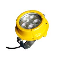 Buy cheap Yellow Waterproof LED Loading Dock Lights 2500 Lumens Explosive Hazardous Led Light from wholesalers