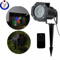 Wholesale Fashion outlet hosuing firework Christmas spotlight projector for yard decoration from china suppliers