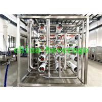 Buy cheap Commercial Reverse Osmosis Water Purification System , Drinking Water Treatment Machine from wholesalers