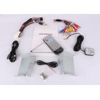 Quality WIFI 3G BT RDS Nissan DVD Navigation System for sale