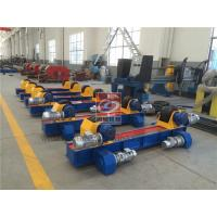 Wholesale PU Roller Welding Rotator 10T Conventional Bolt Tank Turning Roll from china suppliers