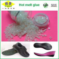 Wholesale High Adhesive Strength Hot Melt Pellets , High Temperature Shoe Sole Glue from china suppliers