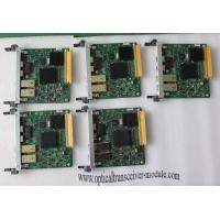 Wholesale SPA-2X1GE-V2 2-Port Gigabit Ethernet SPA Adapters Router Module from china suppliers