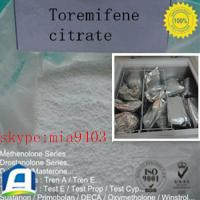 Wholesale Muscle Enhancement Anti Estrogen Steroids Toremifene Citrate With Fast Delivery from china suppliers