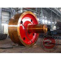 Wholesale High Speed Alloy Steel Roller Forging Finish Machined , 15000mm Length from china suppliers