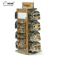 Wholesale Save 15% Sunglasses Display Case Shipping Cost Slatwall Sunglass Display from china suppliers