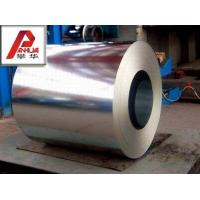 Wholesale Hot Dipped Galvanized Steel Coils , Galvalume coil  0.3mm - 3.5mm Thickness For roofing from china suppliers