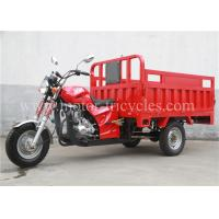 Quality Cargo Box Three Wheel Cargo Tricycle 200cc 150cc 250cc in China Factory for sale