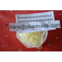 Wholesale Trenbolone Hexahydrobenzylcarbonate 76.5mg Raw Powder Steroids from china suppliers