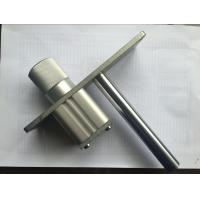 Wholesale Single / Double Sections Pneumatic Air Cylinder Adjustable Knob With Flange from china suppliers