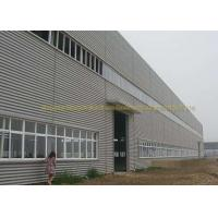 Wholesale Prefabricated Multi Floor Building Warehouse Steel Structure Weather Proof from china suppliers