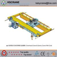 Wholesale Factory Direct Sale 32/5t Double Girder Long Travelling Overhead Crane from china suppliers