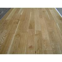 White Oak Engineered Flooring click lock