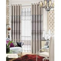 Wholesale Polyester Jacquard Window Curtain Luxury Ready Made Curtains for Hotel , Cafe , Office , Club from china suppliers