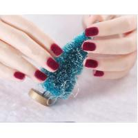 Wholesale Simply Full Cover Artist Nail Red One Color Nail For Wedding / Party from china suppliers