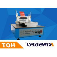 Wholesale 220V 50Hz 120W Printing Coating Testing Machines With Micrometer Control with Weight 26KG from china suppliers