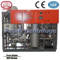Wholesale HFO Power Plant Light Fuel Oil Handling System / Centrifugal Booster Treatment Module CE from china suppliers
