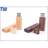 Wholesale Natural Wooden 16GB USB Disk Drive Long Stick Smooth Finished from china suppliers