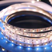 Buy cheap CCT adjustable 3527 LED Strips temperature chip 60leds/m from wholesalers