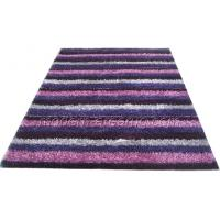 Wholesale Concise Modern Design Purple Blue Polyester Shaggy Rug, Contemporary Shaggy Rugs from china suppliers
