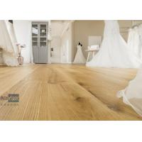 Wholesale Bespoke 20/6 x 300 x 2200mm ABC grade Oak Engineered Flooring for Royal Wedding Dress Pavilion in UK from china suppliers
