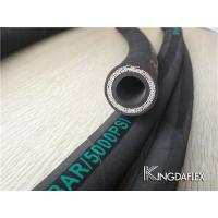 Wholesale Oil Resistant  Four Wire Spiral Hydraulic Rubber Hose SAE100 R12 from china suppliers