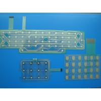 Wholesale Waterproof Flexible Printed Circuit Board For PET Membrane Switch from china suppliers
