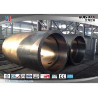 Wholesale Customized Forged Cylinder Professional Thin Wall Long Tube Forging from china suppliers