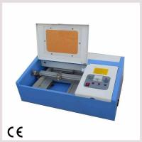 Wholesale JC-2525 mini laser engraving machine with CE cerfication from china suppliers