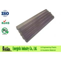 Wholesale Clear Solid Polycarbonate Rod, PC Rod Tube for Engineering from china suppliers