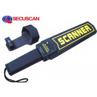 Wholesale High Sensitivity Hand Held Metal Detector, body scanner for Sporting Events from china suppliers