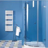 Wholesale Curved Tempered Safety Glass 6mm 8mm as Shower Enclosure , toughened safety glass from china suppliers