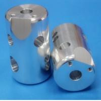 Wholesale CNC Machining/Turning/Milling/Grinding Valve Aluminum Safety Couplings from china suppliers