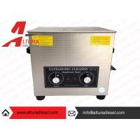 Wholesale Custom Industrial Ultrasonic Cleaner with Switches TSX-360T for Metal Parts from china suppliers