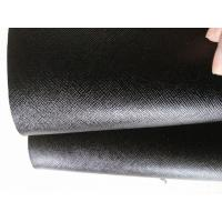 Wholesale Black Furniture Full Grain Cow Leather Material For Upholstery from china suppliers