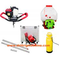 Wholesale Backpack Core Drill , Environmental Geotechnical Backpack Concrete Vibrators from china suppliers