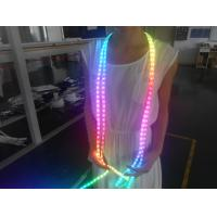 Quality WS2812 IP65 waterproof  60leds / m RGB LED Strip Light IC programmable for sale