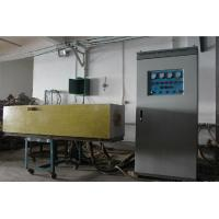 China 300KW high frequency induction heating machine, the host with the heating furnace for long bar, rebar on sale