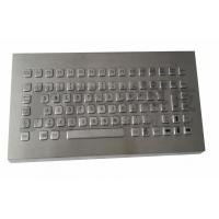 Wholesale Brushed Wired Industrial Desktop Keyboard Security Equipment Use from china suppliers