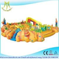 Wholesale Hansel Big Inflatable Water Park Equipment, Giant Inflatable Water Games for Adult from china suppliers