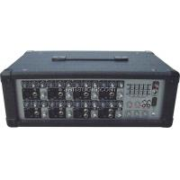 Quality Studio / Stage Audio Power Mixer , Concert Mixers With USB Port for sale