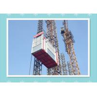 Wholesale Safety Platform Construction Hoist Elevator , SC270GZ Building Elevator from china suppliers
