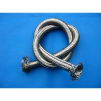 Wholesale Formable PTFE Teflon Tube Wire Braided , PTFE Teflon Braided Hose from china suppliers