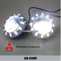 Wholesale Sell Mitsubishi Endeavor car amber led fog light LED daytime running lights DRL from china suppliers