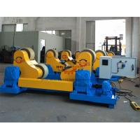 Wholesale Heavy Duty Self Aligned Welding Rotator , 70 Ton Turning Rolls Welding For Pipe Industry from china suppliers