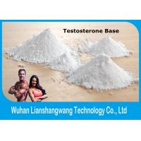 Wholesale Legal Testosterone Anabolic Steroid Raws Test Base Powder CAS 58-22-0 For Muscle Mass from china suppliers