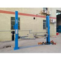 Buy cheap Single Manual Release Lock Hydraulic Car Lift 2 Post Auto Lift from wholesalers