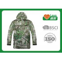 Quality Customized Multi Function Military Camouflage Clothing With Hoodie for sale