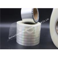 Quality Environmentally Friendly BOPP Packaging Film For Tissue Boxes / Chewing Gun for sale